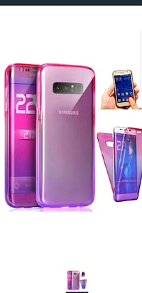 Funda movil samsung galaxy note 8 Madrid, 28004