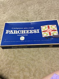 JUST REDUCED  MORE  parcheesi game  Rockville