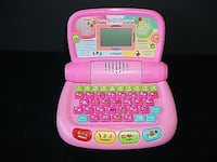 Pink and green vtech tote 'n go laptop Woodbridge, 22192