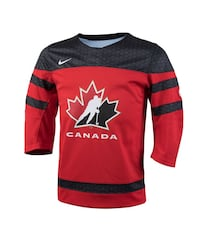 canada hockey jersey...9/10 condition size xl