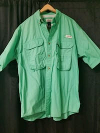mens XL Magellan fishing shirt