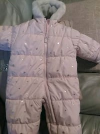 Carters 3-6 month Pink Snowsuit Germantown, 20876