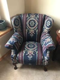 Two chairs $100 each great condition  Fort Collins, 80528