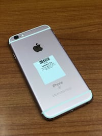 Rose Gold iPhone 6s 64GB (CARRIER UNLOCKED)