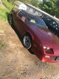 Chevrolet - Camaro - 1989 Ellwood City, 16117