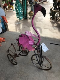 Flamingo on a Trike Midland, 79707