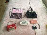 Purse and wallet lot Pitt Meadows, V3Y 1M8
