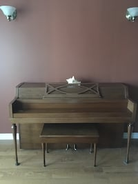 Heitzman upright Piano  Barrie, L4N 9S1