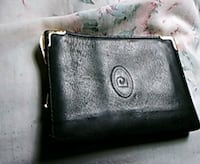 black leather Pierre Cardin wallet 1963 km