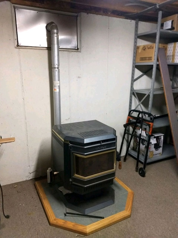 Used Pellet Stoves For Sale >> Used Pellet Stove For Sale In Easton Letgo