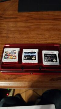 two Nintendo DS game cartridges Westmont, 60559