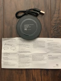 Wireless charger for iPhone X Rockville, 20852