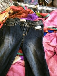 Girl's jeans  size 14