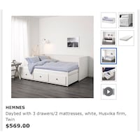 IKEA bed Hyattsville, 20781