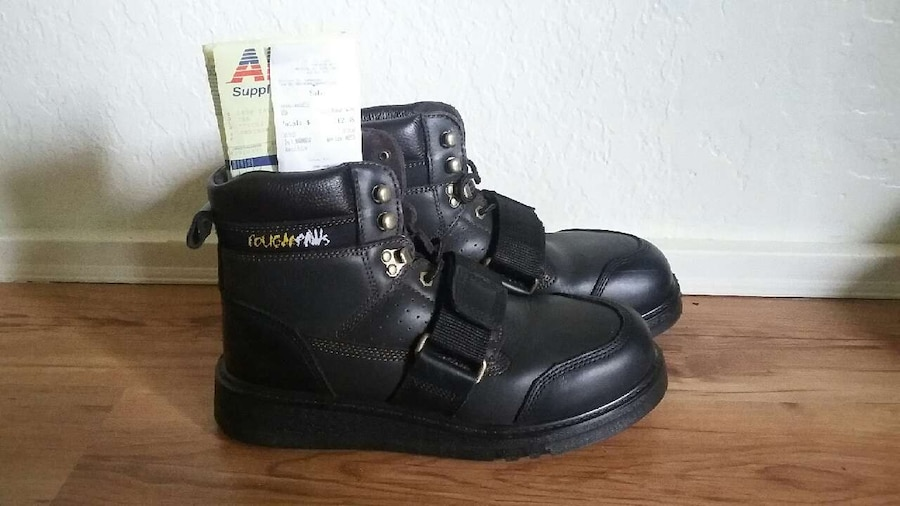 Joseph NowickiCougar Paws (Roofing Boots) Menu0027s Size 11. $100. Sold