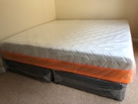 New King Memory Foam Mattress Boxspring FREE DELIVERY  Tampa, 33615
