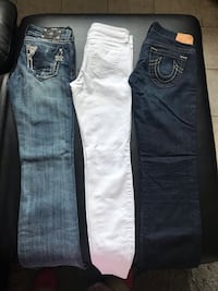 Brand new, MISS ME JEANS, GUESS & TRUE RELIGION!! Windsor, N9B 3M1