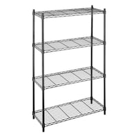 Used 4-Tier Wire Shelving  Rockville