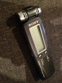 Sony Voice Recorder North Vancouver, V7M 3P2
