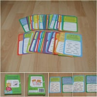 Grammar & Punctuation 50 Wipe-clean Cards (perfect for classroom use) Surrey
