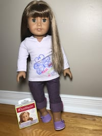 American girl doll  Mississauga