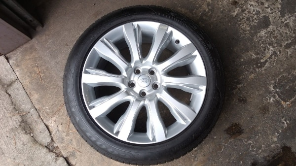 Used Range Rover Rims Tires For Sale In West Columbia Sc 29169