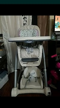 GRACO High Chair - Like New Coral Gables, 33146