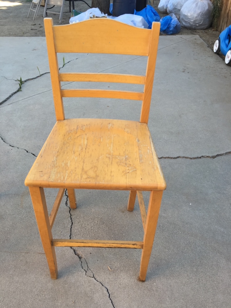 Used wood chairs in los angeles for Used lumber los angeles