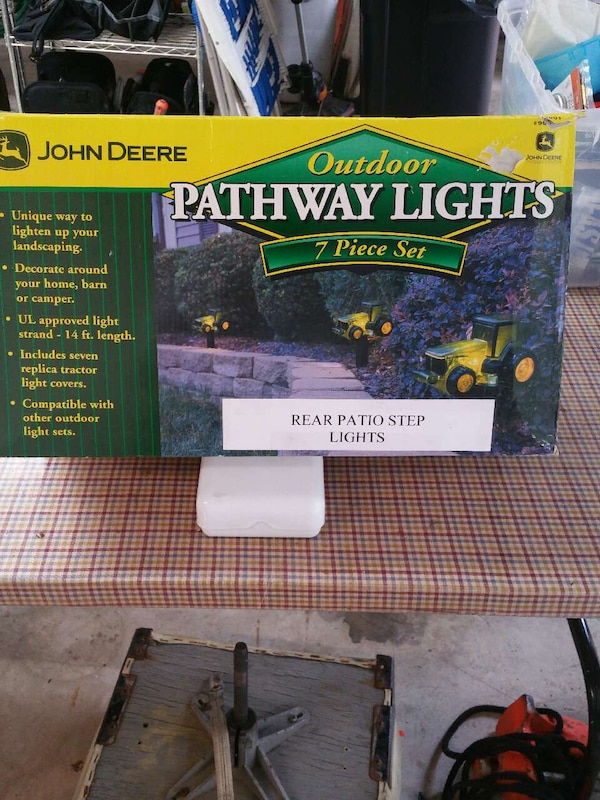 Used john deere outdoor pathway lights for sale in south john deere outdoor pathway lights aloadofball Image collections