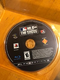 MLB 08 The Show game PS3 Cumberland, 02864