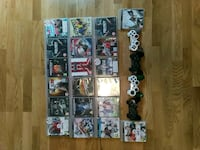 PlayStation 3 Games and controllers