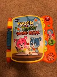 VTech touch and teach word book Woodbridge, 22192