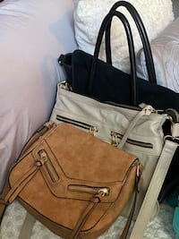 Purses (Steve Madden, Audrey Brooke, Mix No6) Buy them together or sep Bowie, 20721