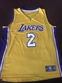 Large Lonzo Ball Lakers Jersey  Bellflower, 90706