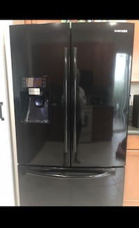 black french door refrigerator with dispenser Royal Palm Beach, 33411