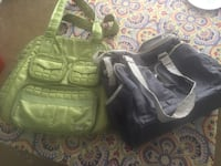 Lug and Skip Hop diaper bags