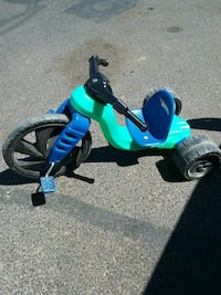toddler's blue and green trike Phoenix, 85006