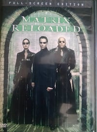 Matrix Reloaded (DVD – Keanu Reeves) Phoenix