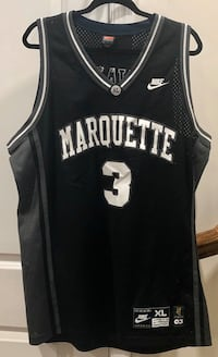 2003 Dwayne Wade - College Marquette Jersey