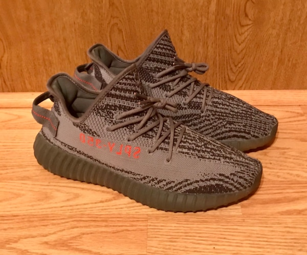 b89bf244a291f Used Adidas Yeezy Boost 350 V2 Beluga Men s Size 11 for sale in ...