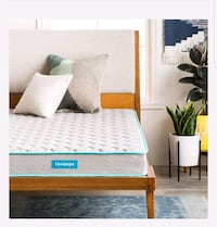 Linenspa 6 Inch Innerspring Mattress - Queen Houston, 77096