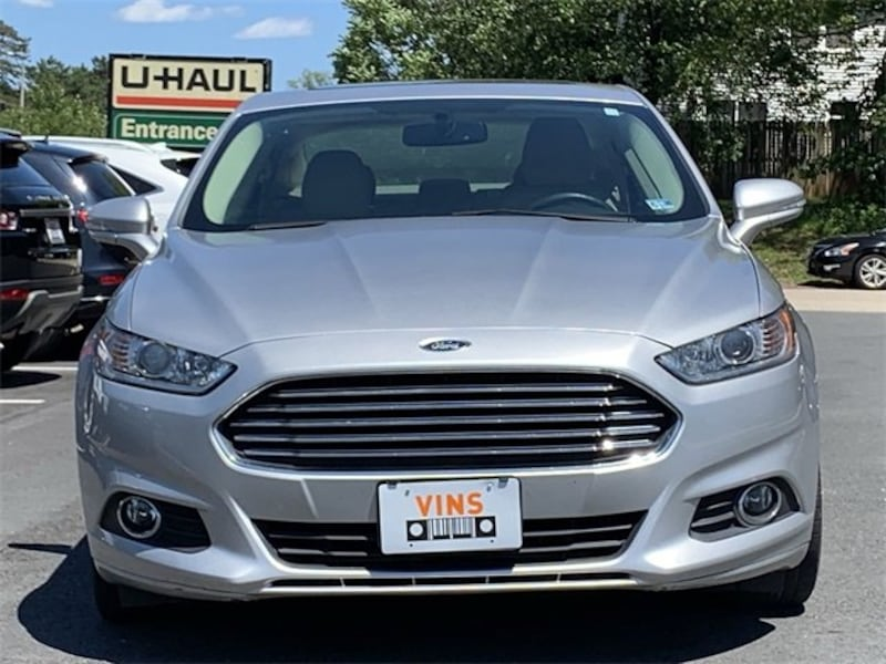 Ford Fusion 2015 1