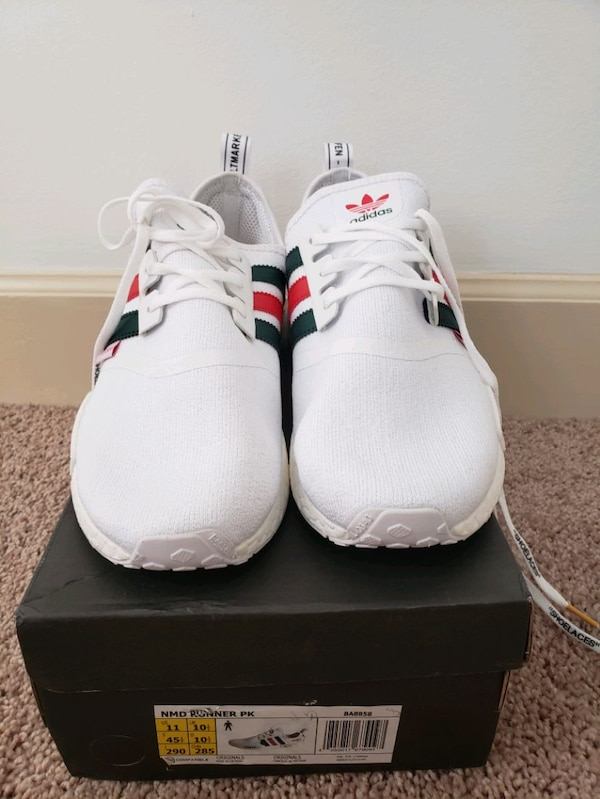 5ca172941bbb7 Used NMD X GUCCI X OFF-WHITE for sale in Duluth - letgo