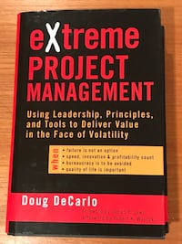 Project management book  Toronto, M6N 5H8