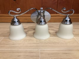 3 tier light fixture
