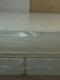 King bed pillow top new can deliver  Tampa