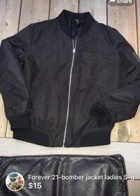 Forever 21-bomber jacket ladies S-good condition London, N5W 6E2