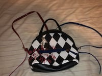 Harley Quinn bag with keychains from hot topic Davenport, 33837