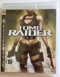 Sony PS3 Tomb Raider Underworld Lara Croft