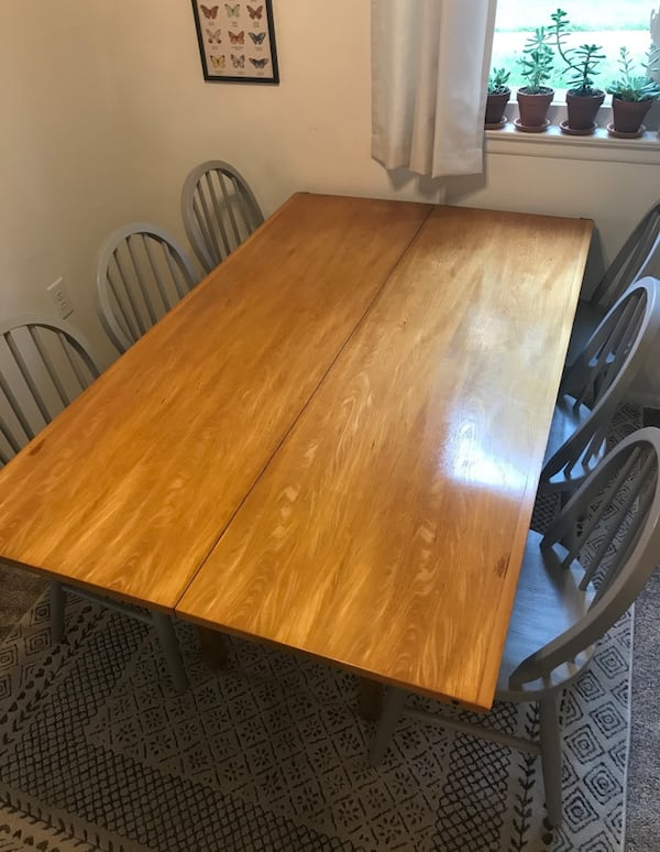 Wood Dining Table 0